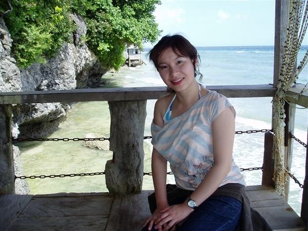 很多外國人夫婦,情侶或一家四口到那邊渡假~不是像台灣團這樣一直趴趴走的觀光~