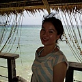 海風吹來很舒服~聽海軒裡也很乾淨!赤腳也沒感覺到灰塵哦!