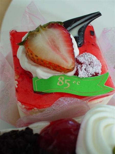 最愛的草莓口味