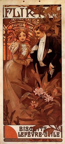 Flirt Biscuits 1895勒費夫爾‧尤迪餅乾-調情系列 .jpg