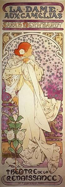 La Dame aux Camélias. 1896茶花女.jpg