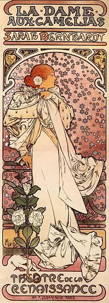 La Dame aux Camélias. 1896茶花女2.jpg