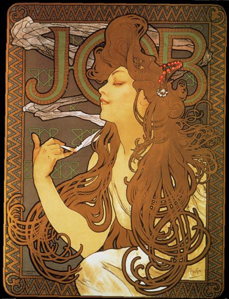 Poster for 'Job' cigarette paper 喬勃牌捲煙紙.jpg