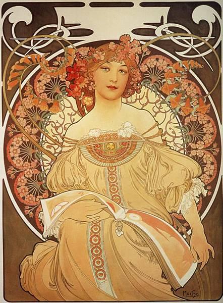 Reverie. 1897.jpg