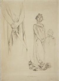 Study for 'Médée'米蒂雅習作1898.jpg