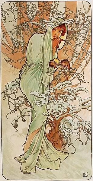 Winter. From The Seasons Series. 1896.jpg