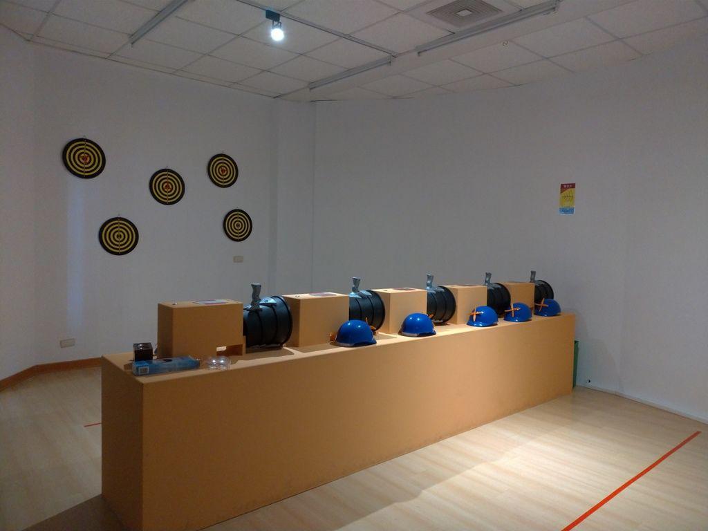 宜蘭景點邱比準射擊博物館