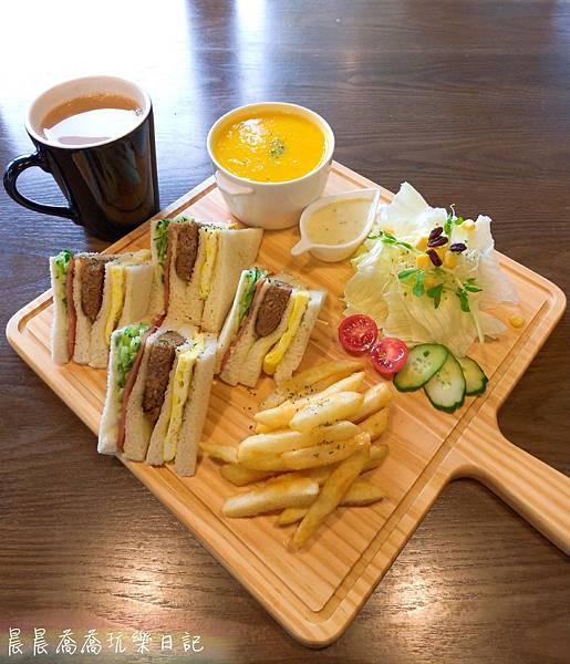 宜蘭早午餐