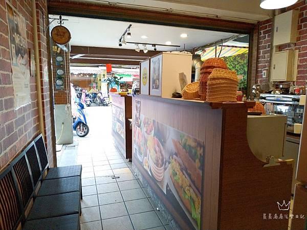 宜蘭早午餐-5號咖啡餐館