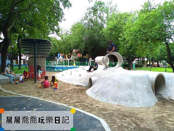 台中特色公園台中景點英才公園