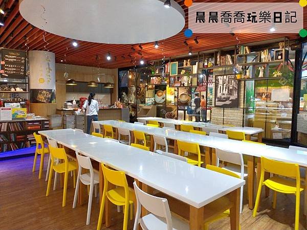 台中親子景點伊莎貝爾數位烘焙體驗館