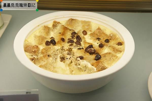 香草麵包布丁_悅川酒店羅琳西餐廳