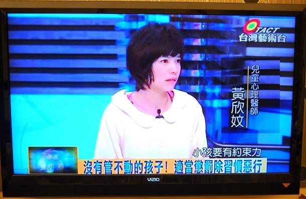 台灣藝術台 品格教育1