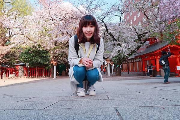 東京花園神社