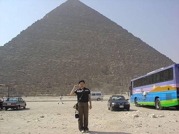 第一次看到金字塔的感覺------大呀