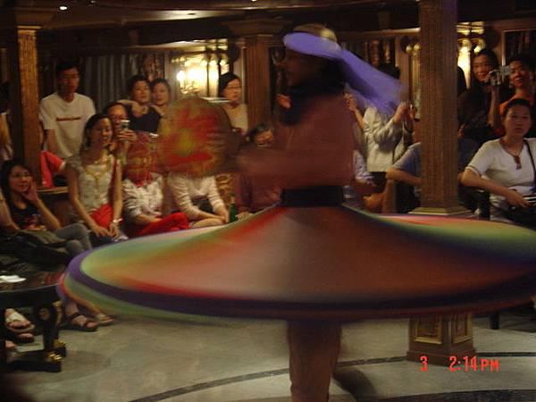 埃及有名的旋轉舞