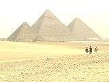吉薩三大金字塔