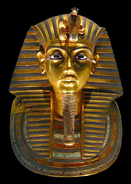 圖坦卡門黃金面具