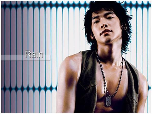 rain專輯桌布