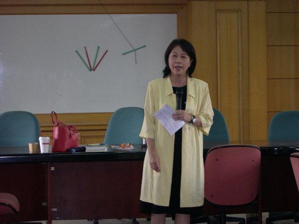 廖玉蕙教授