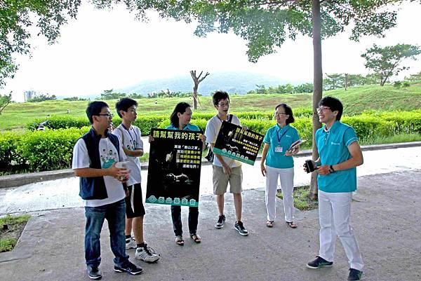 小志工體驗營-出發募款-21