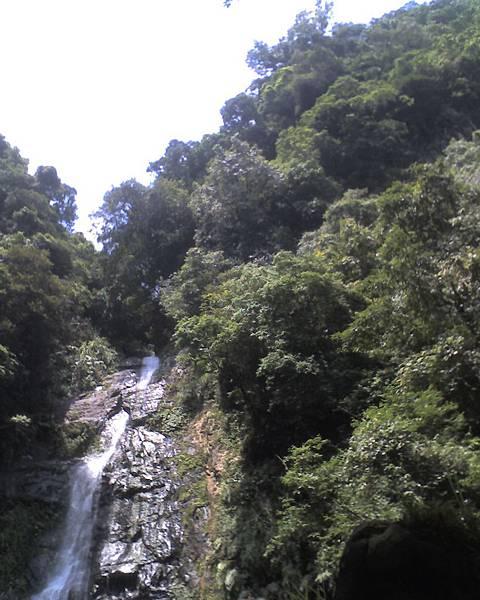 0815五峰旗第二層瀑布高點.jpg