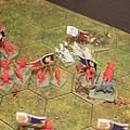 蘭尼斯特佔據村莊,史塔克高階步兵兵敗如山倒