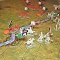 史塔克輕騎兵出奇招,少狼主打蛇隨棍上