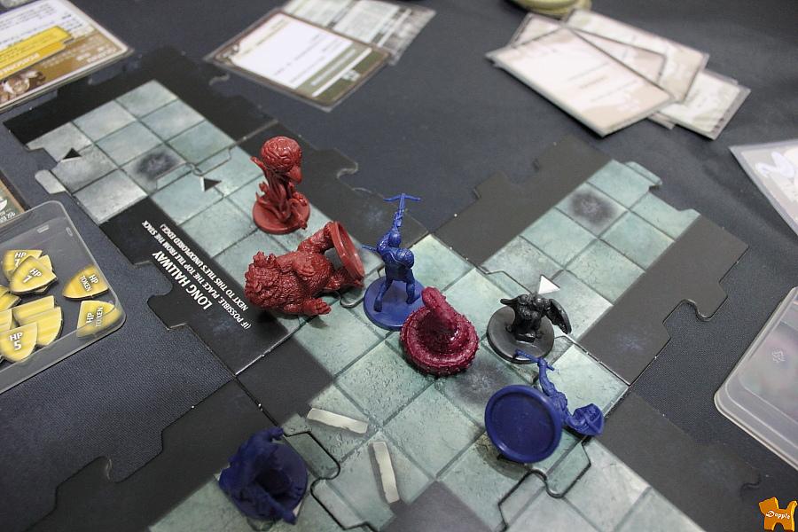 盜賊開始有兩個武器,雙刀賊了啊!