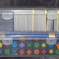 卡片尺寸可調整收納盒(正面)