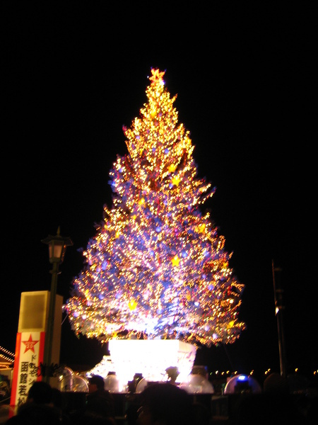 函館的聖誕祭