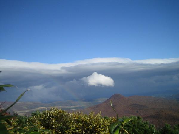 八甲山的第二峰