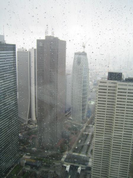 東京都政府的附設展望台