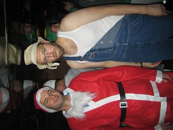 怪怪農夫和聖誕老公公