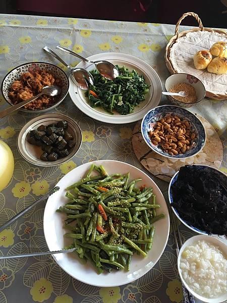 傳統的中式早餐