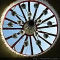 960526-1希拉穆草原_2早餐餐廳天花板.JPG