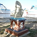960526-1希拉穆草原_1豪華蒙古包外造景.JPG