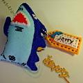 bluejerry-可愛的海豚