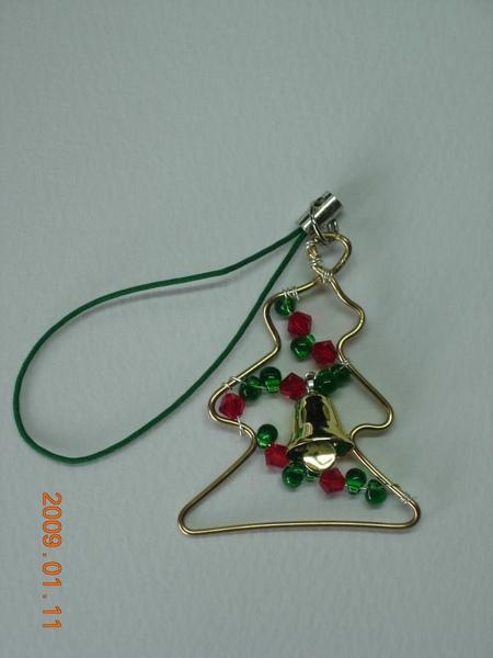聖誕樹小吊飾