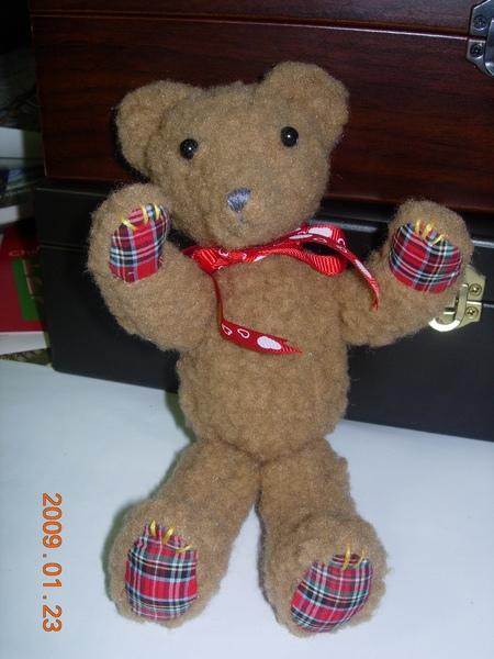 試試看缝隻熊