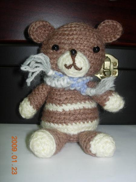 第二隻是小熊
