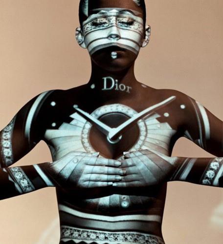 Body Clock Art Design 8