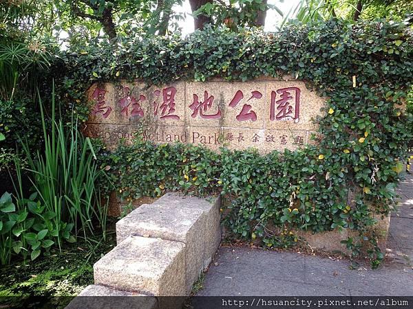 鳥松濕地公園1