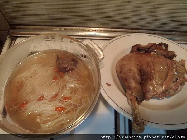 藥膳雞湯 (1)