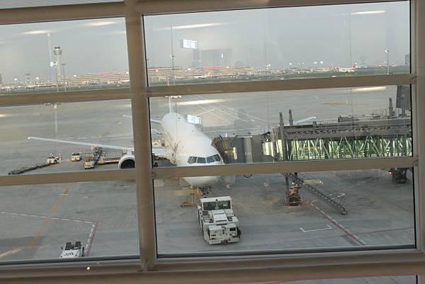 這般就是我們要搭的班機