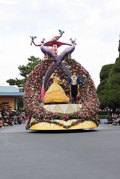 這是公主花車
