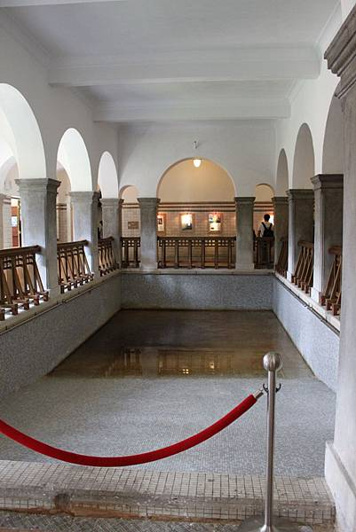 以前的大浴池