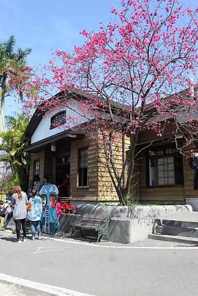 南庄老街的老郵局