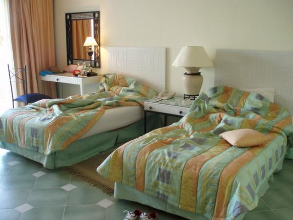 紅海渡假村房間