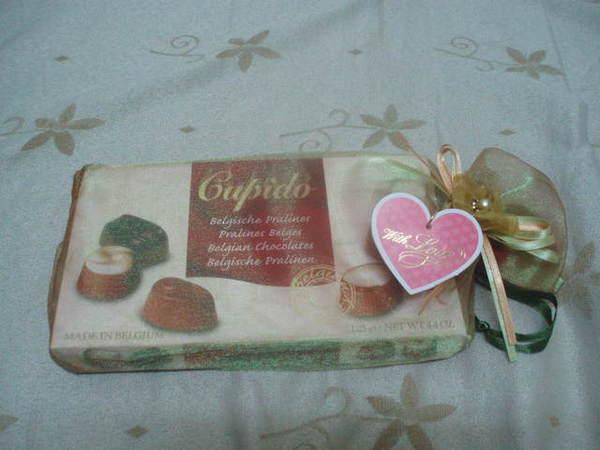 情人節巧克力
